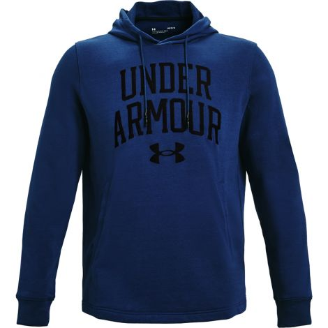 UNDER ARMOUR FELPA CON CAPPUCCIO UOMO RIVAL TERRY